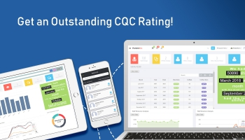 Get an Outstanding CQC Rating!
